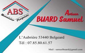 Artisan Buard Samuel (53 - Belgeard)